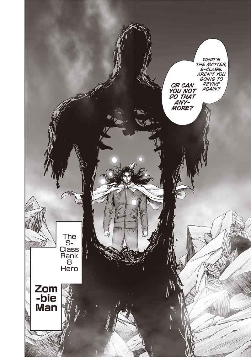 One-Punch Man Chapter 123.5 Page 5