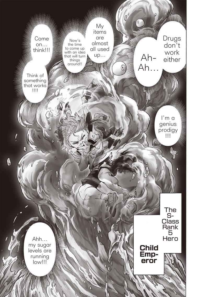 One-Punch Man Chapter 123.5 Page 6