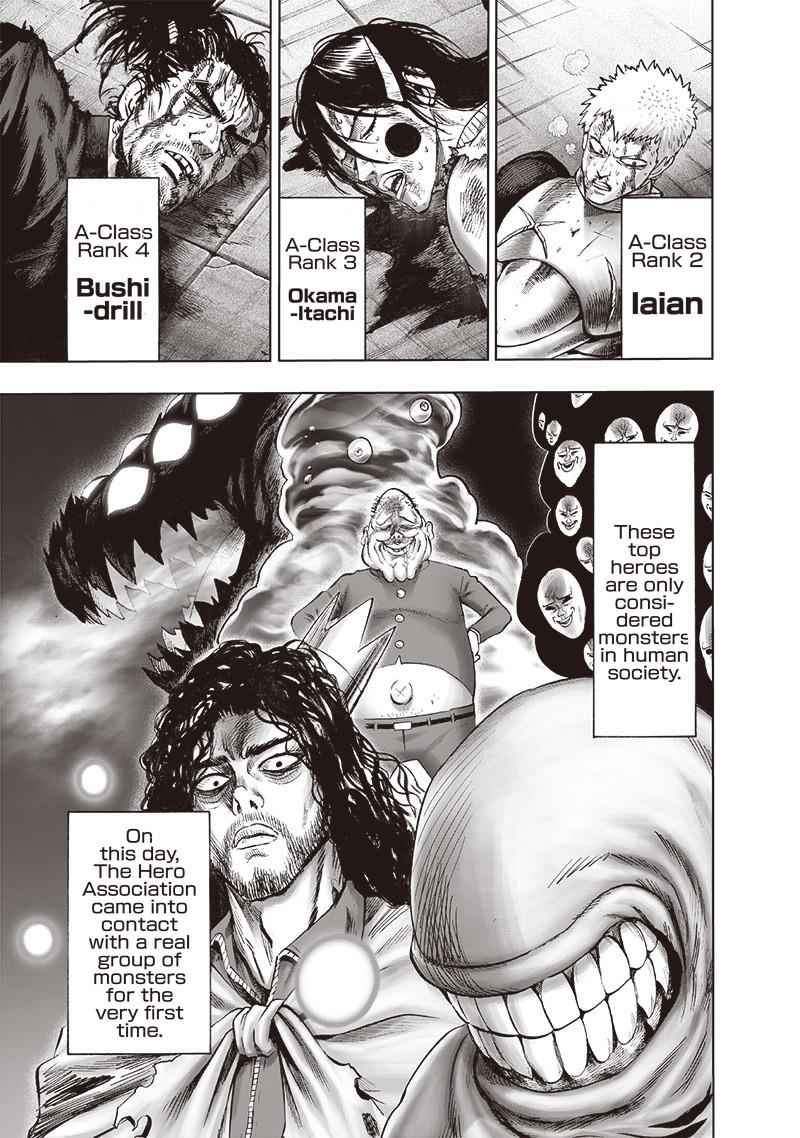 One-Punch Man Chapter 123.5 Page 8