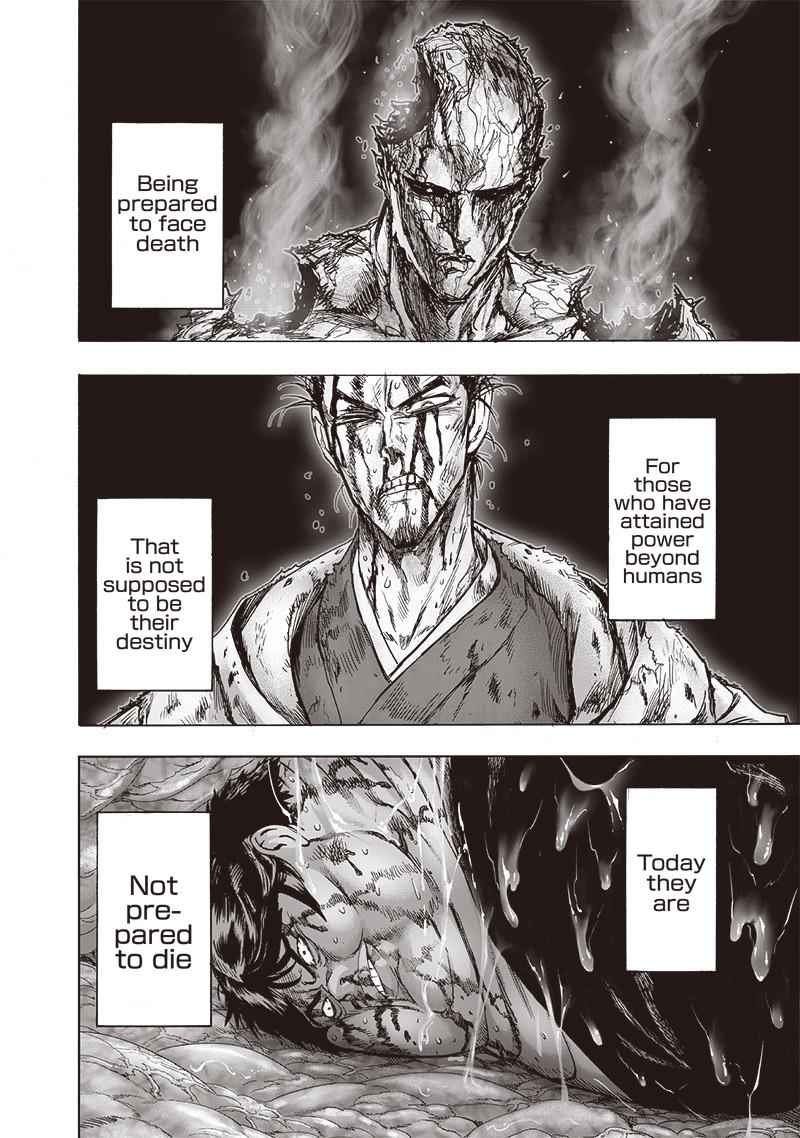 One-Punch Man Chapter 123.5 Page 9