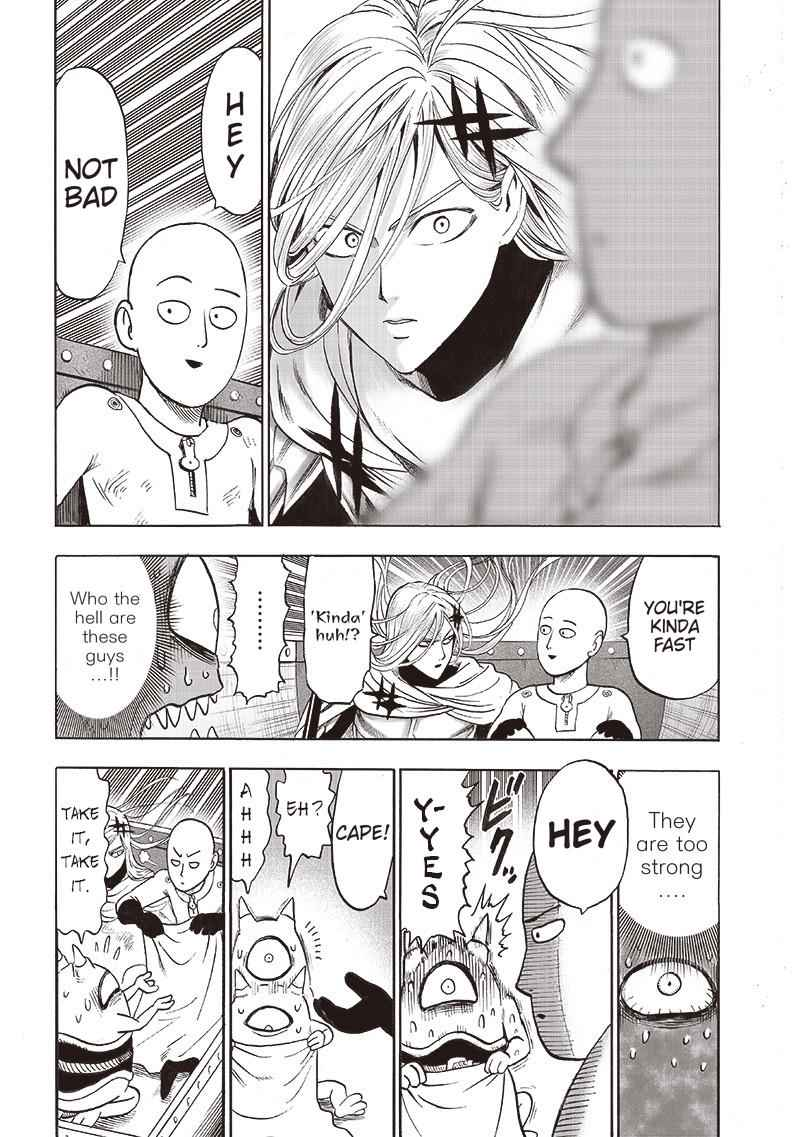 One-Punch Man Chapter 126 Page 8