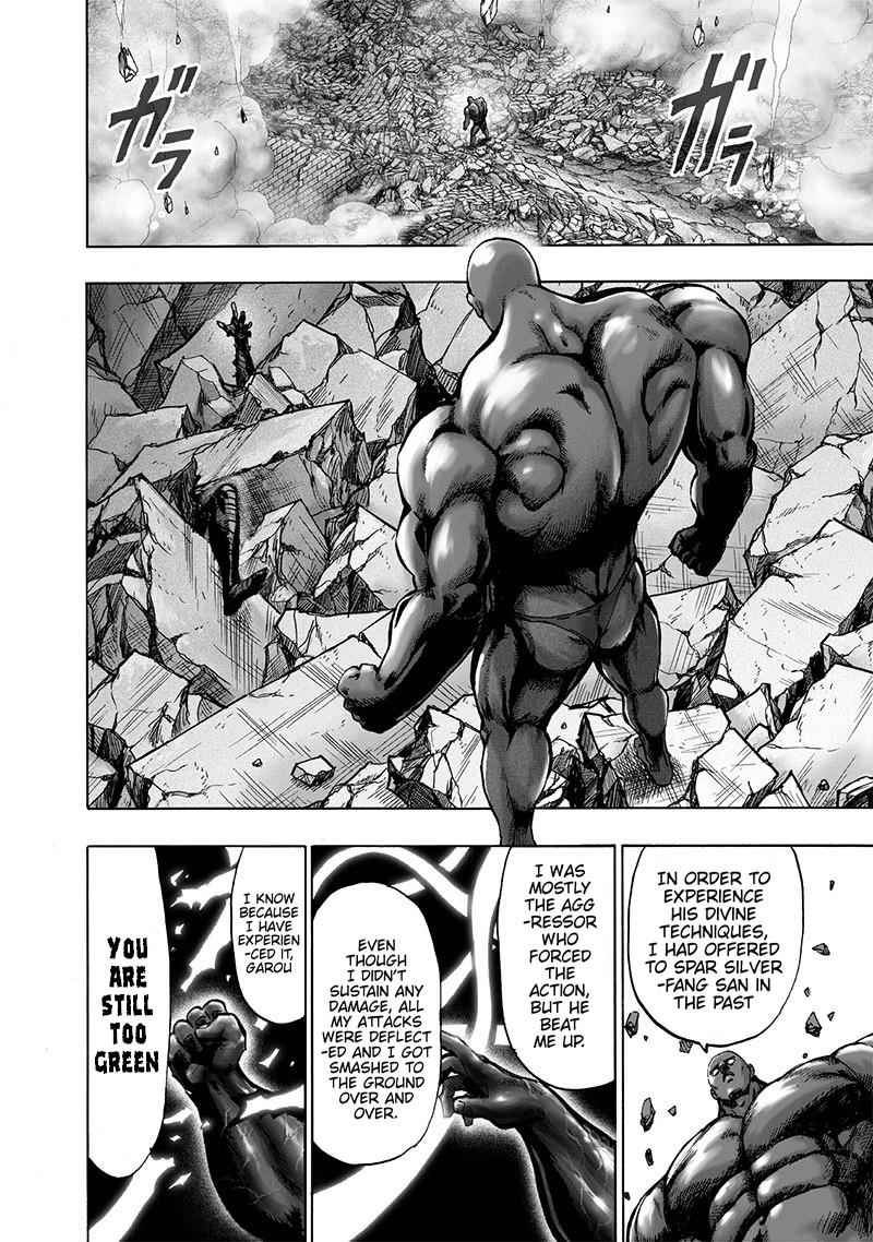 One-Punch Man Chapter 127 Page 20