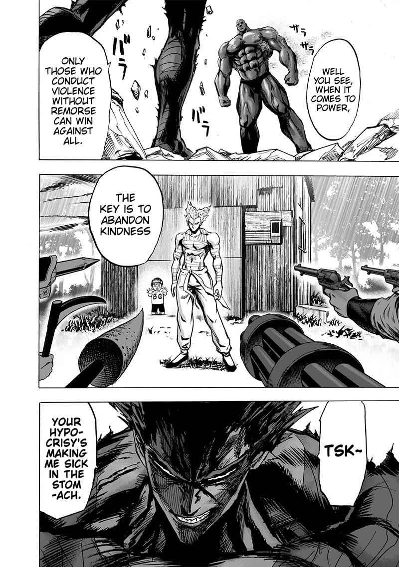 One-Punch Man Chapter 127 Page 22