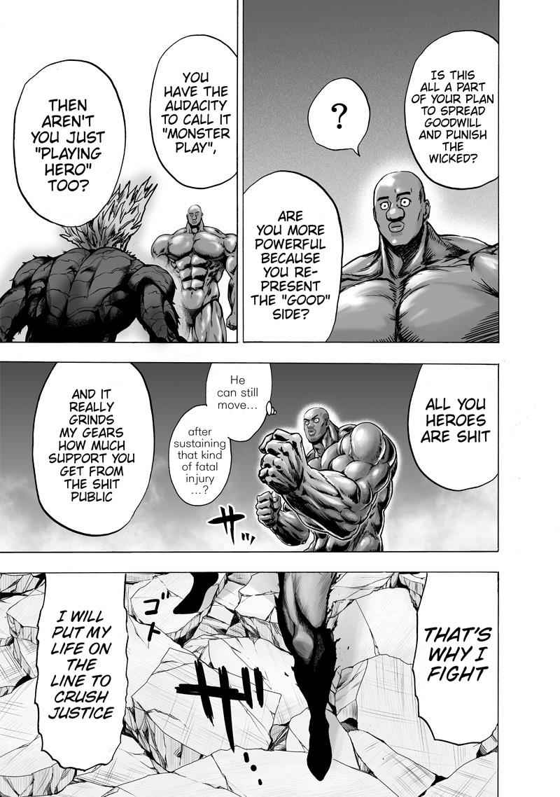 One-Punch Man Chapter 127 Page 23