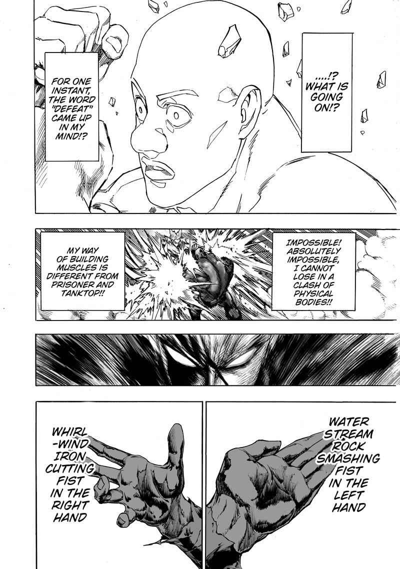 One-Punch Man Chapter 127 Page 30