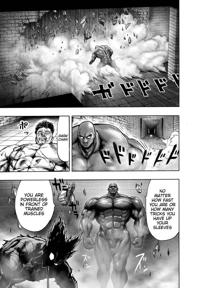 One-Punch Man Chapter 127 Page 4