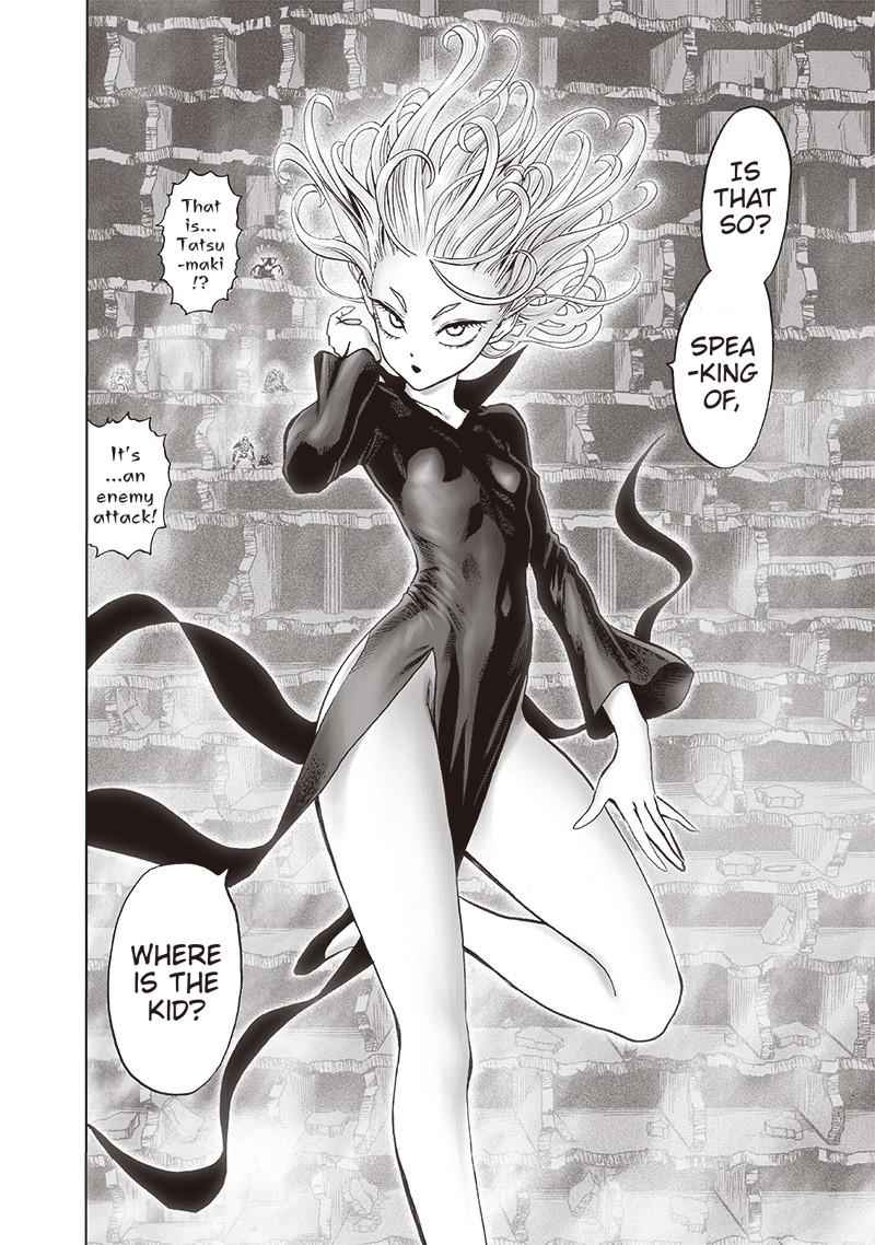 One-Punch Man Chapter 127.2 Page 12