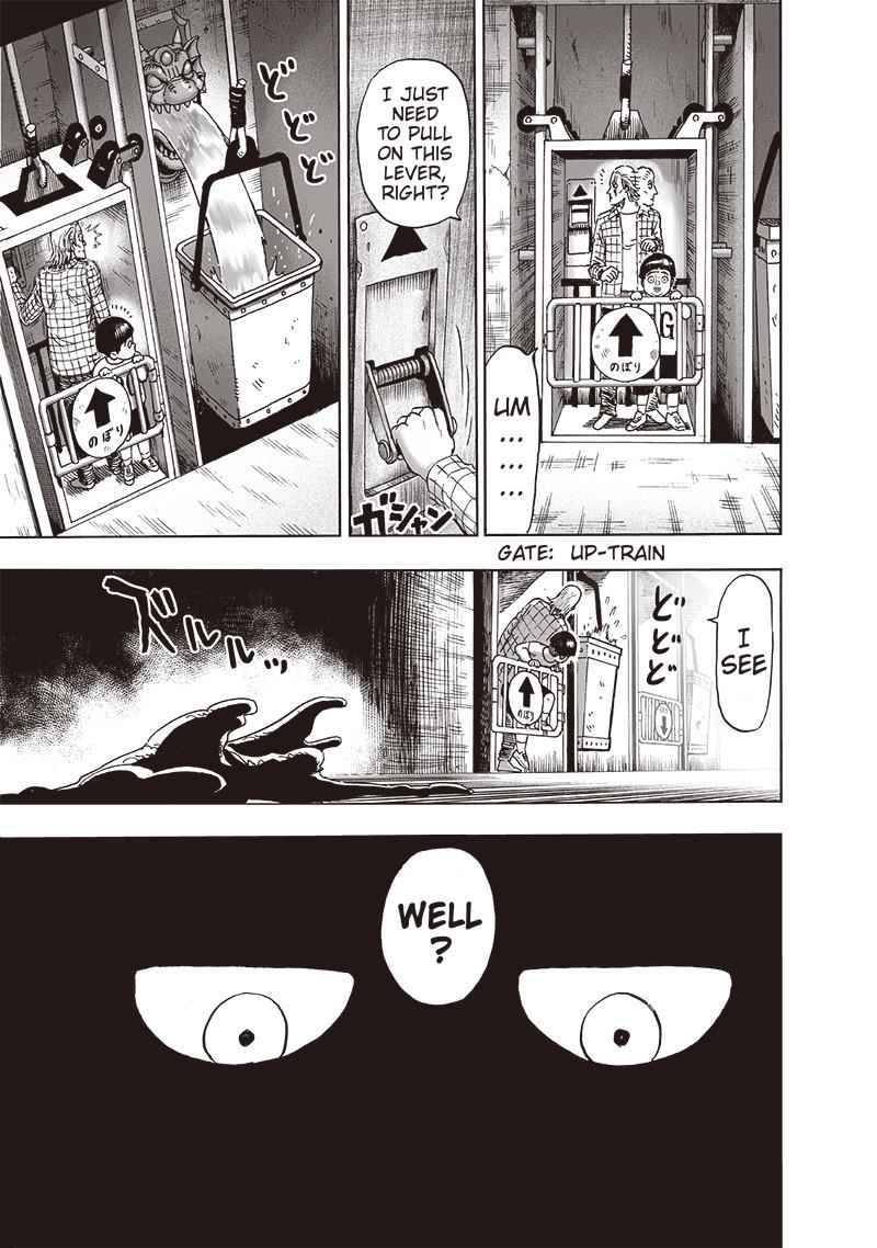 One-Punch Man Chapter 127.2 Page 25