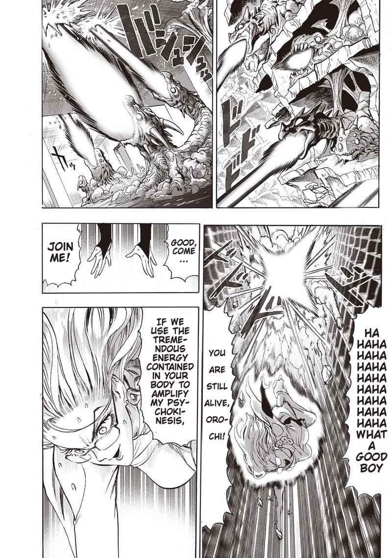 One-Punch Man Chapter 127.2 Page 32