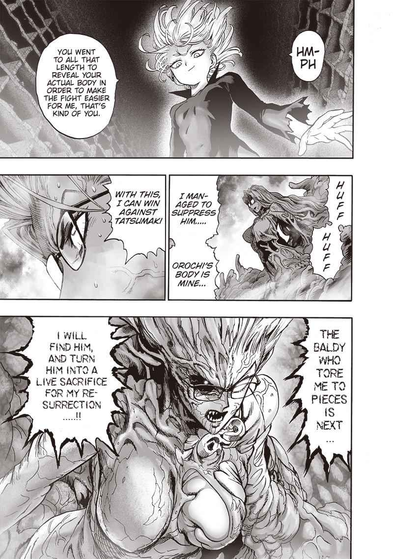 One-Punch Man Chapter 128 Page 11