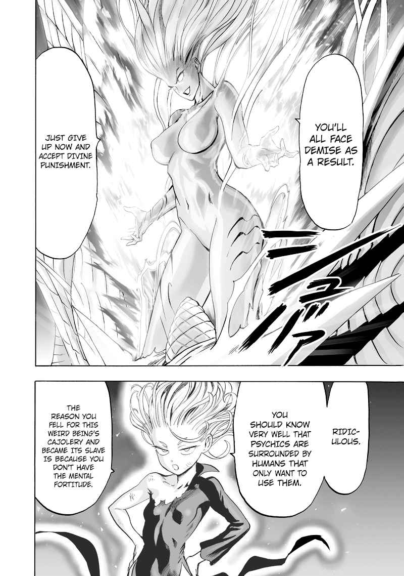 One-Punch Man Chapter 132 Page 21