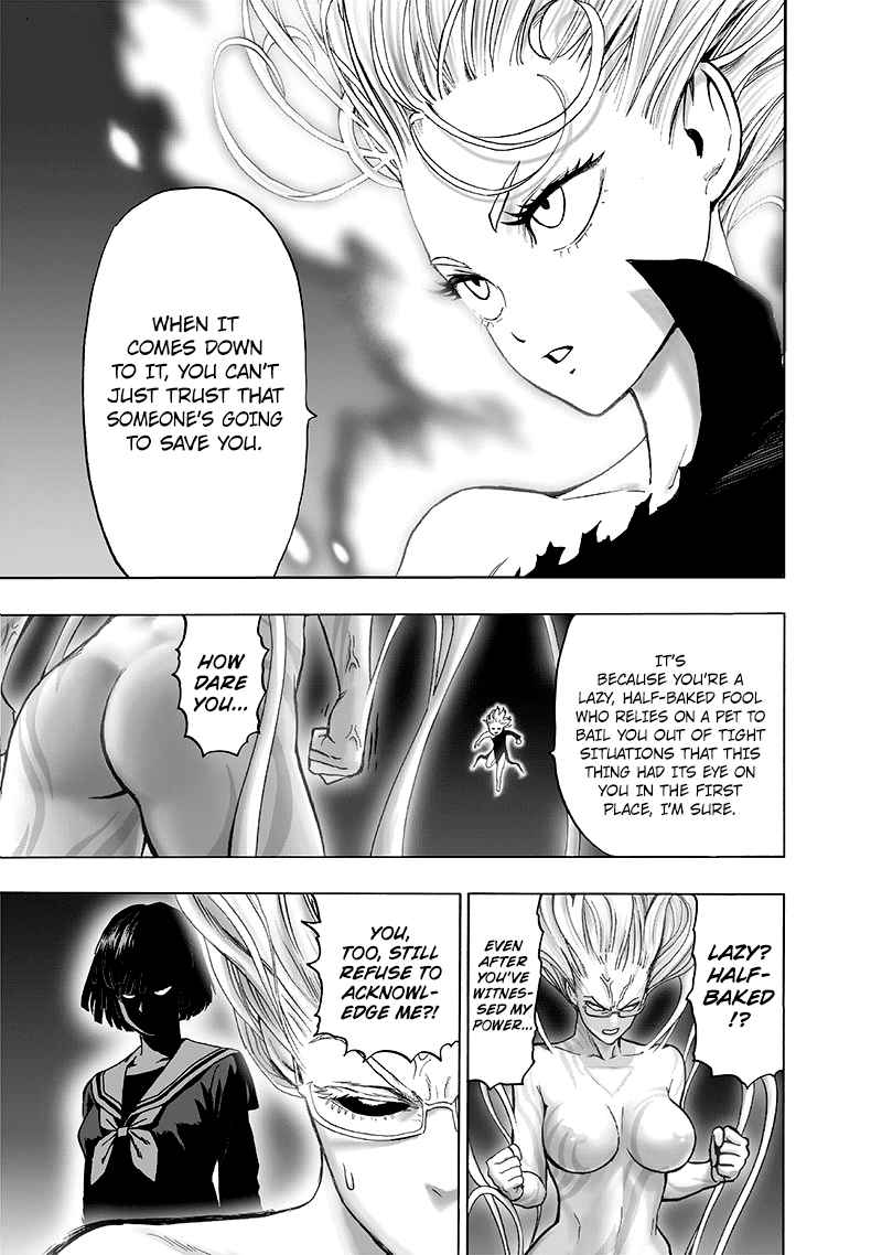 One-Punch Man Chapter 132 Page 22