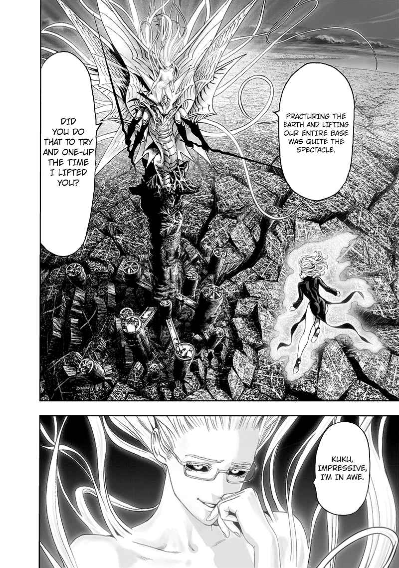 One-Punch Man Chapter 132 Page 3