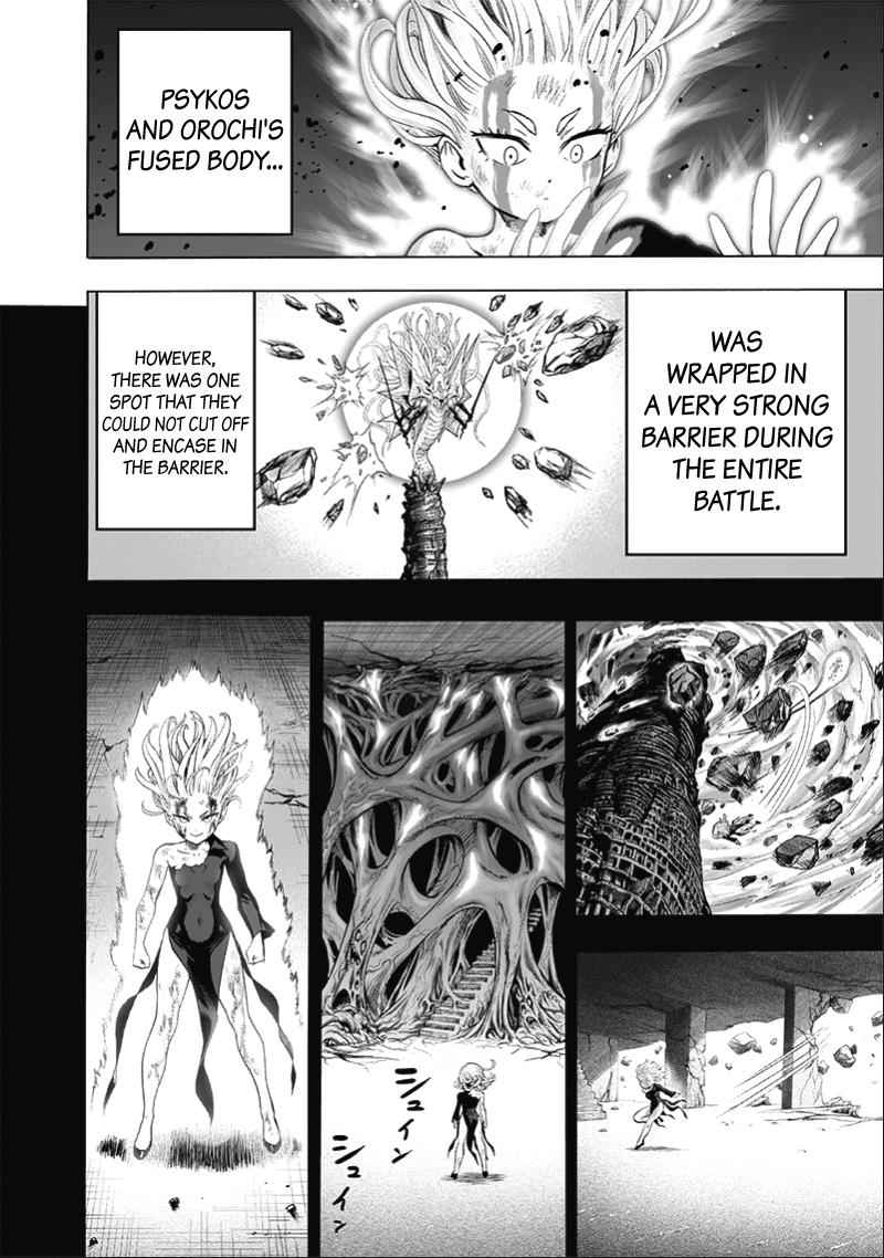 One-Punch Man Chapter 133 Page 21