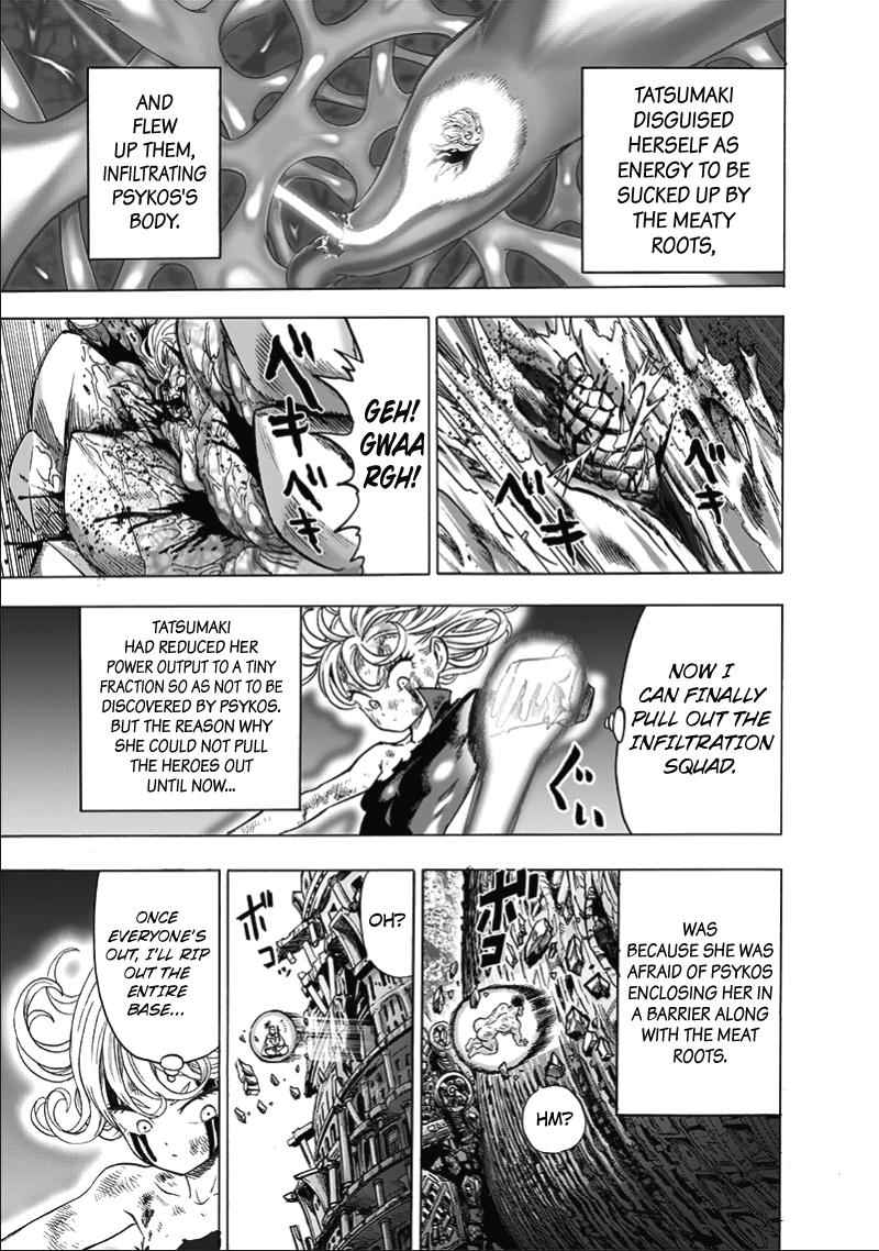 One-Punch Man Chapter 133 Page 22