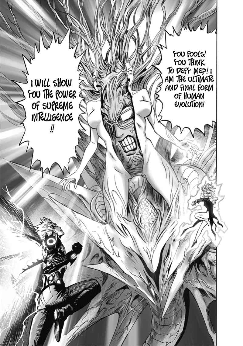 One-Punch Man Chapter 133 Page 40