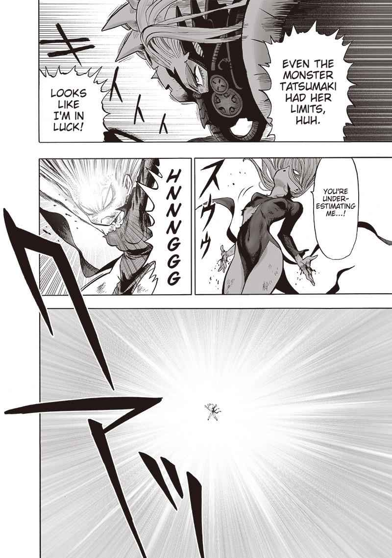 One-Punch Man Chapter 134 Page 34