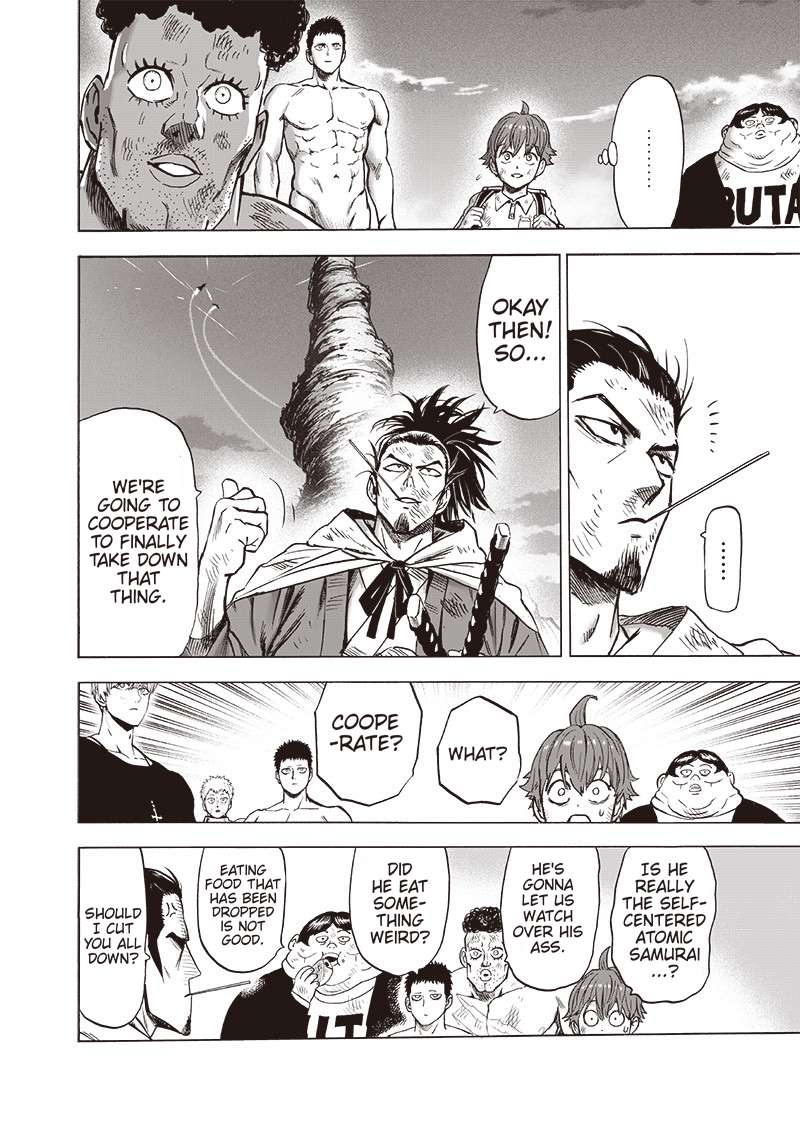 One-Punch Man Chapter 136 Page 30