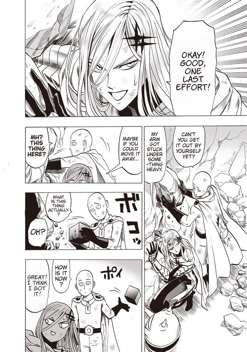 One-Punch Man Chapter 138 Page 28