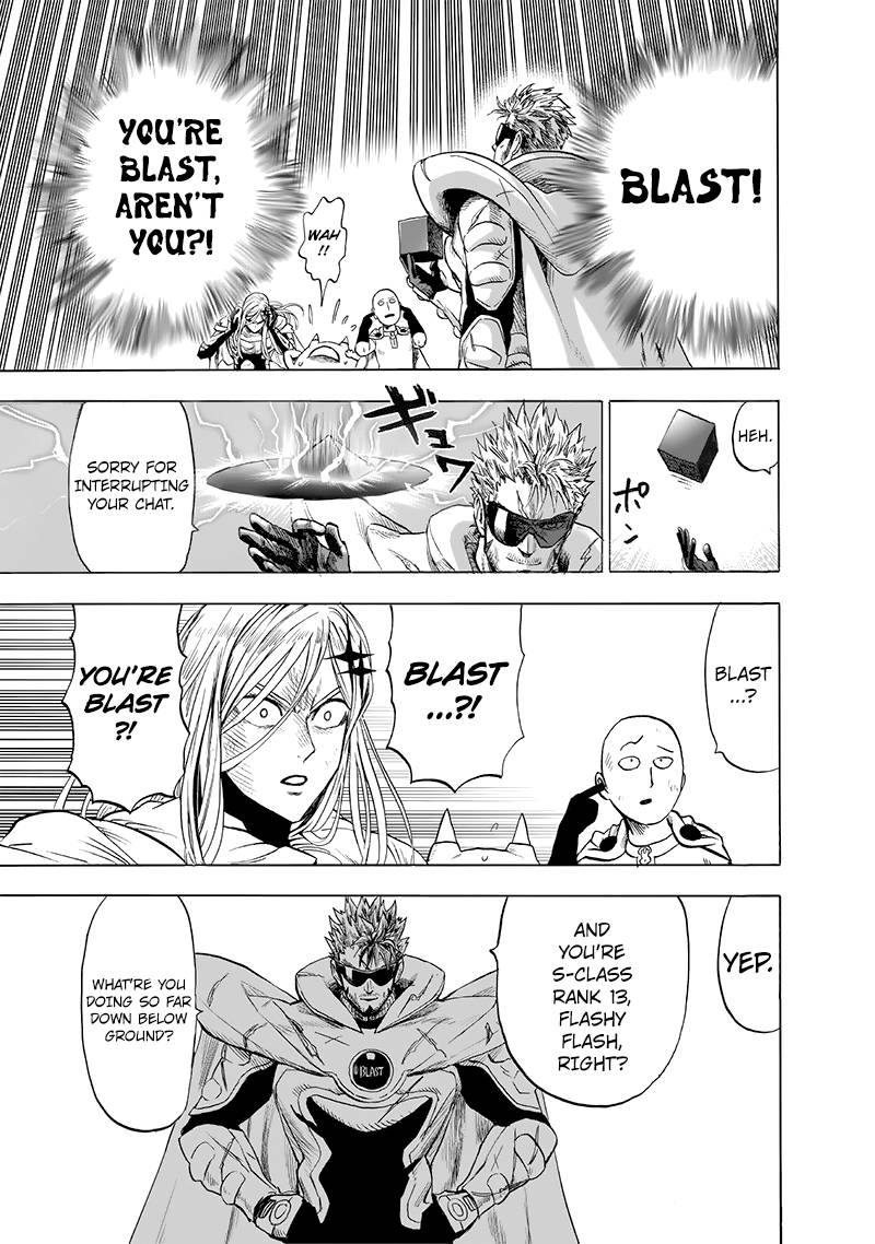One-Punch Man Chapter 139 Page 10