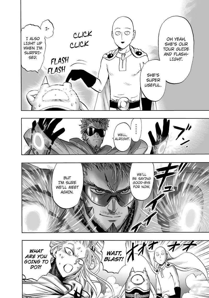 One-Punch Man Chapter 139 Page 15