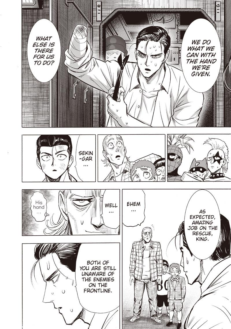 One-Punch Man Chapter 140 Page 9