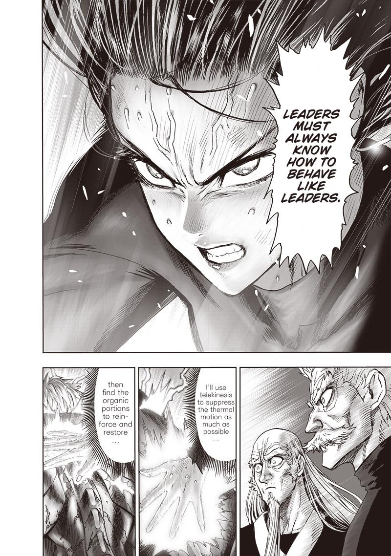 One-Punch Man Chapter 142 Page 11