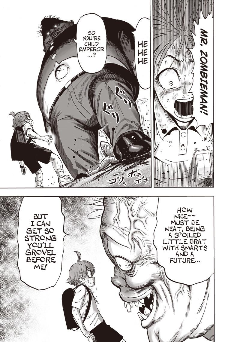 One-Punch Man Chapter 142 Page 21