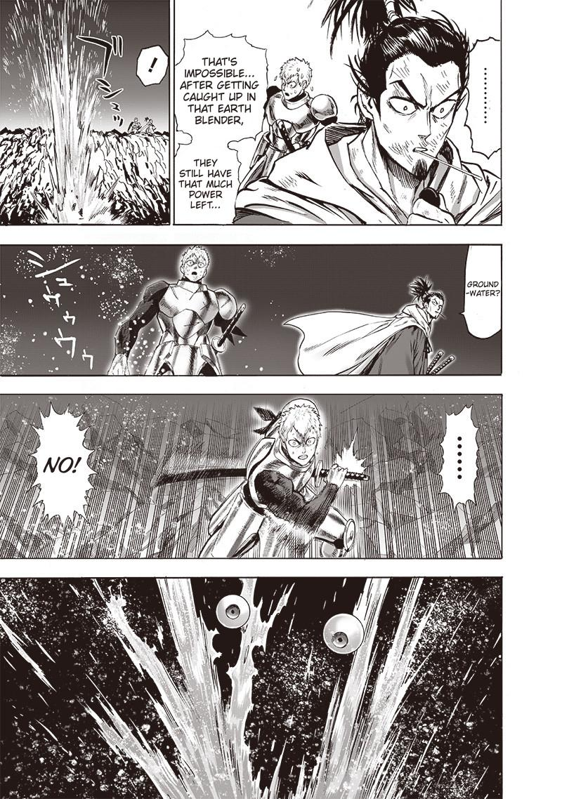 One-Punch Man Chapter 142 Page 27