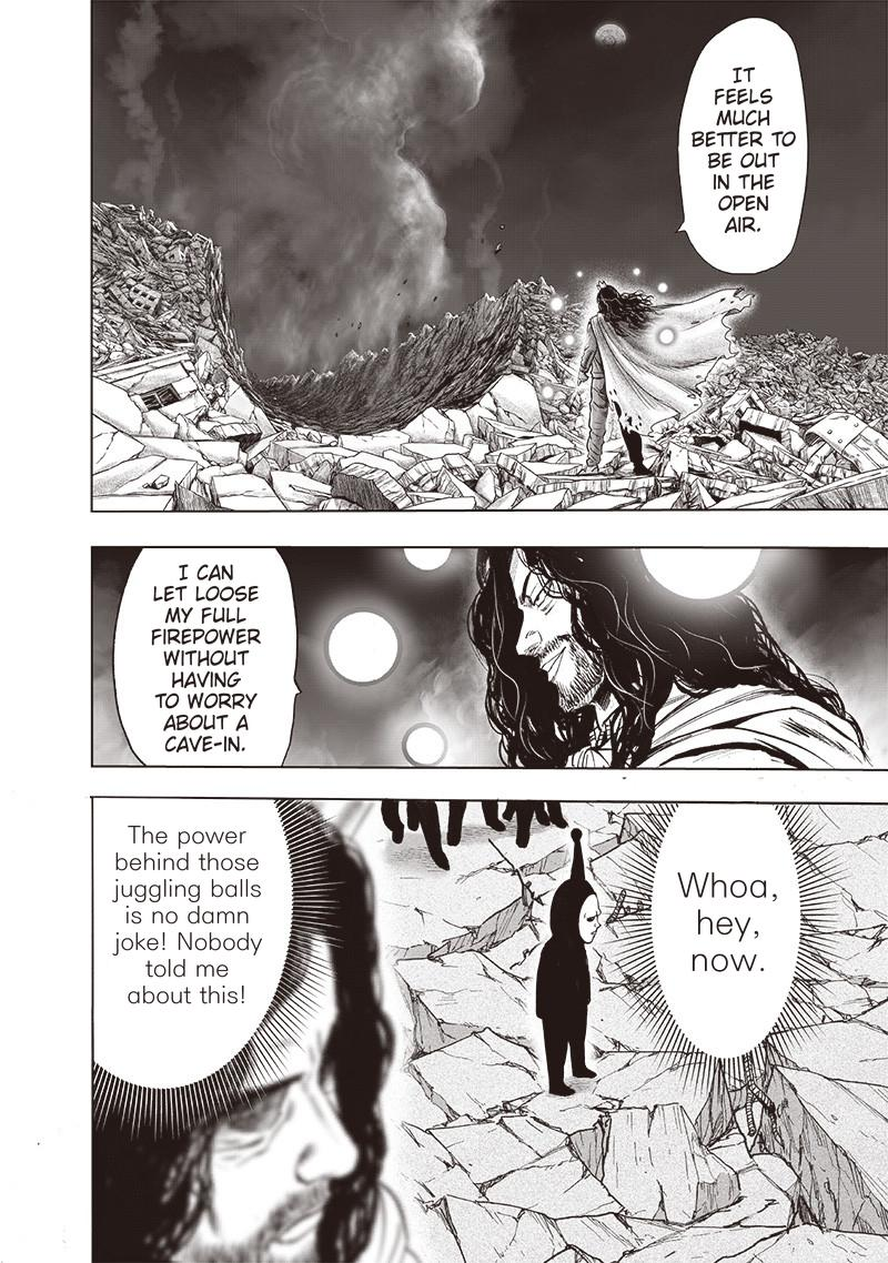 One-Punch Man Chapter 142 Page 30