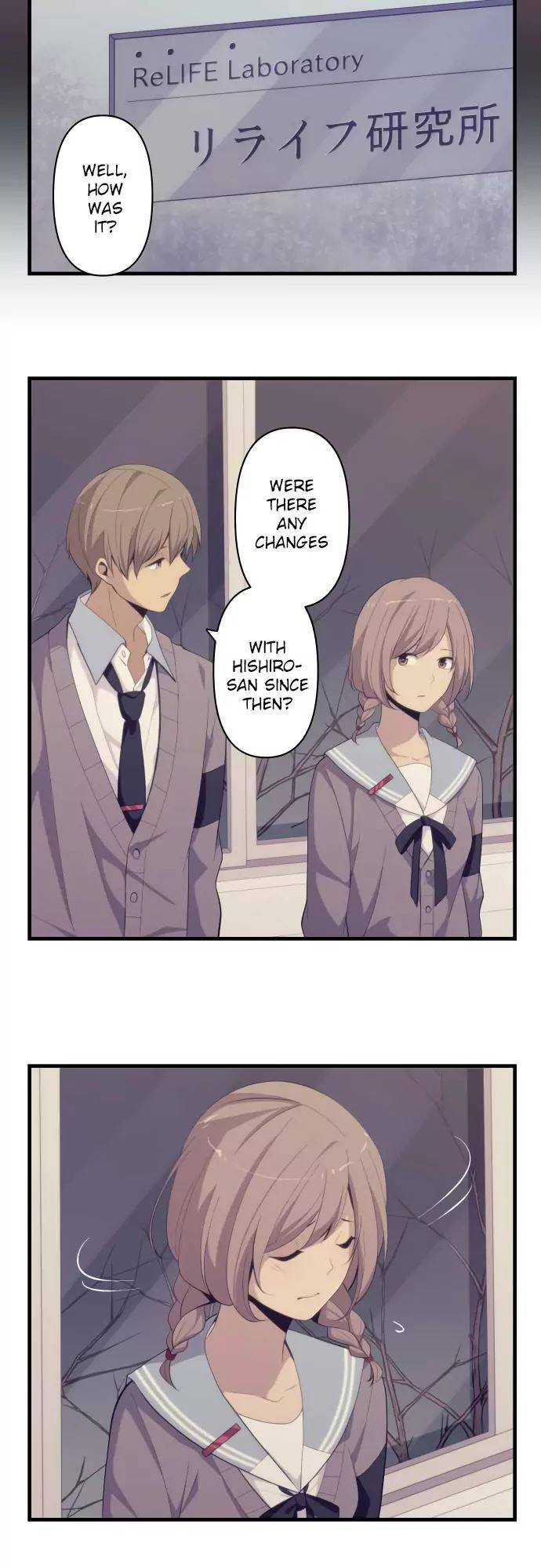 ReLIFE Chapter 188 Page 10