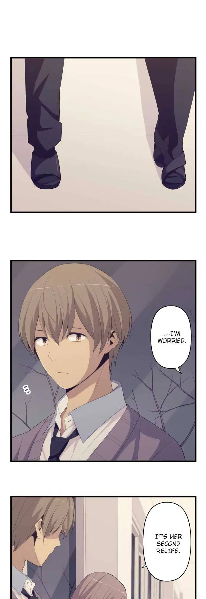 ReLIFE Chapter 188 Page 12