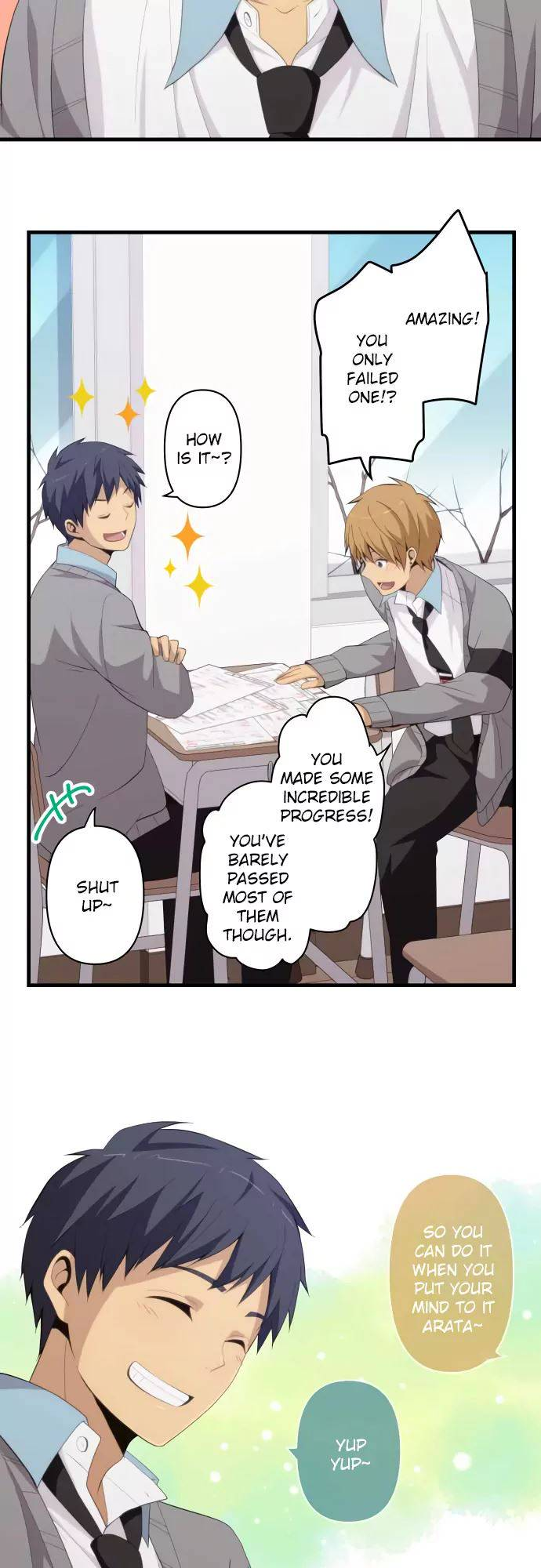 ReLIFE Chapter 188 Page 20