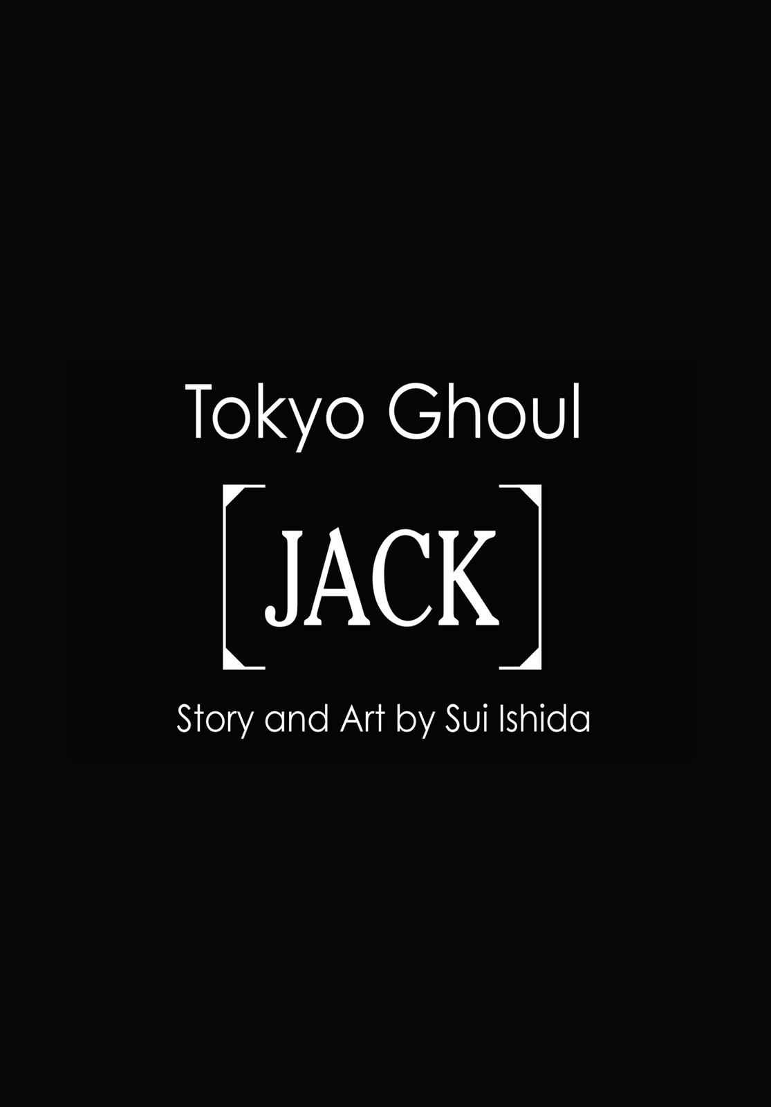 Tokyo Ghoul - Jack Chapter 1 Page 14