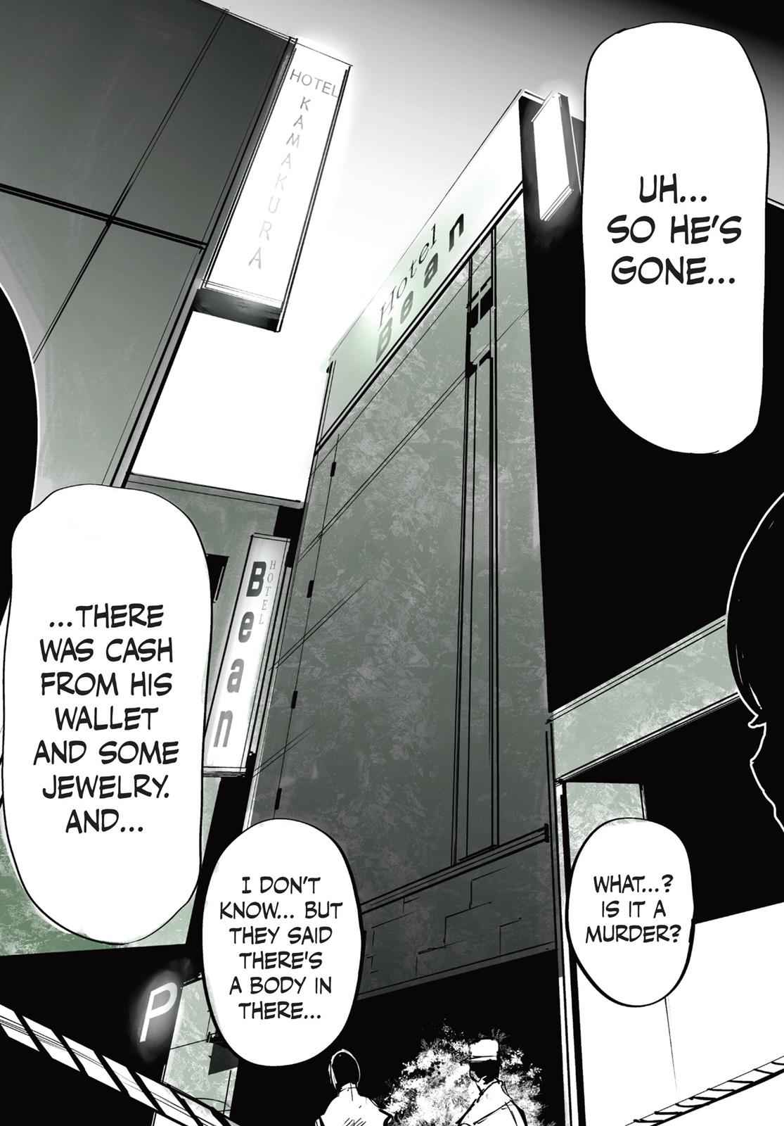 Tokyo Ghoul - Jack Chapter 1 Page 6
