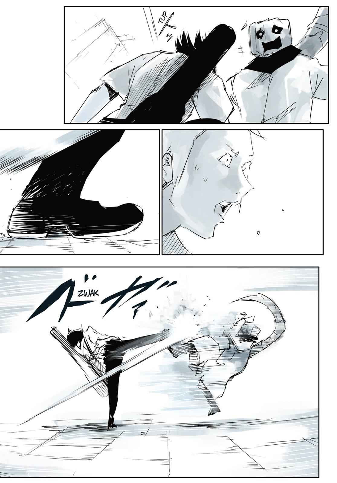 Tokyo Ghoul - Jack Chapter 1 Page 76