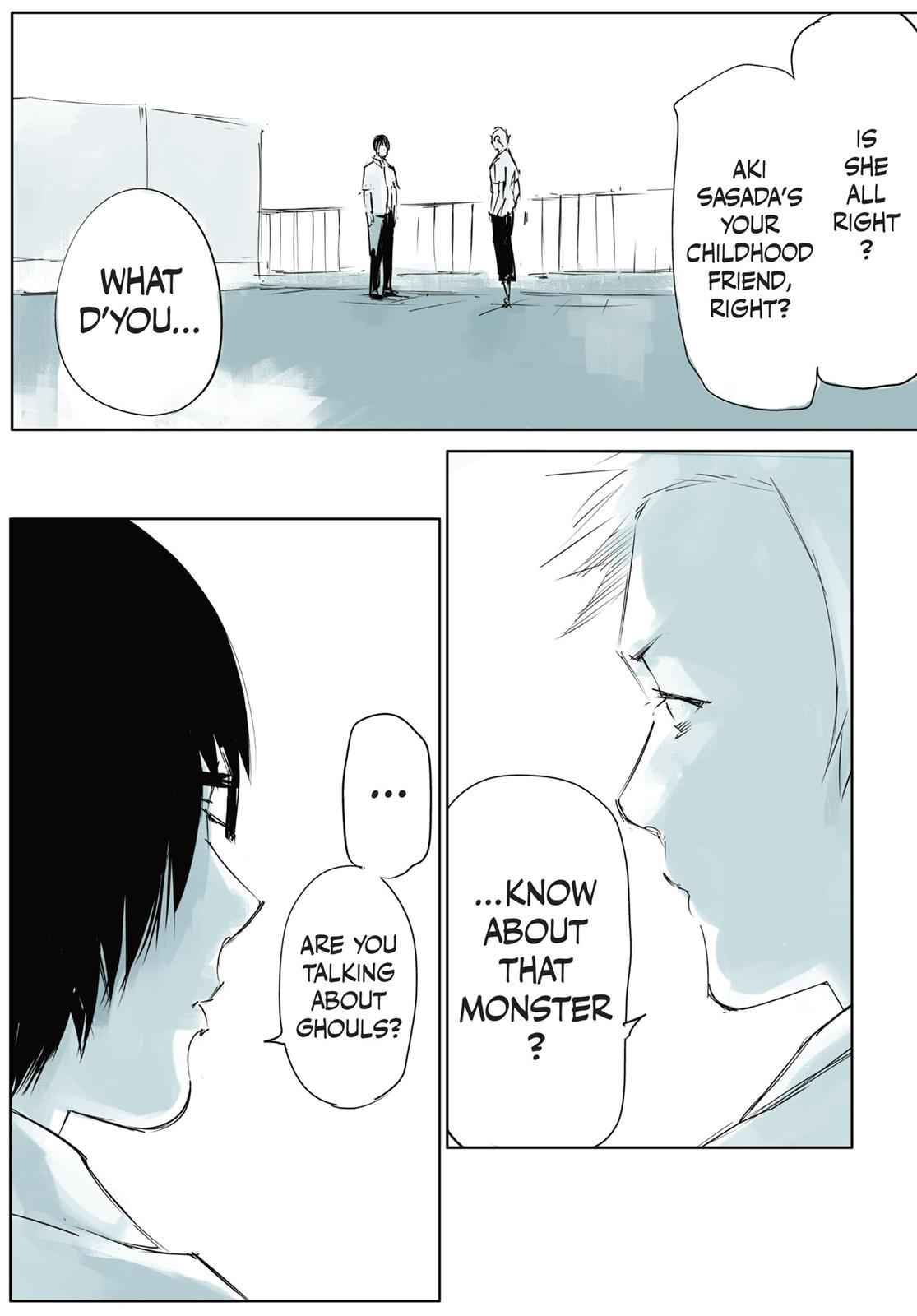 Tokyo Ghoul - Jack Chapter 2 Page 10
