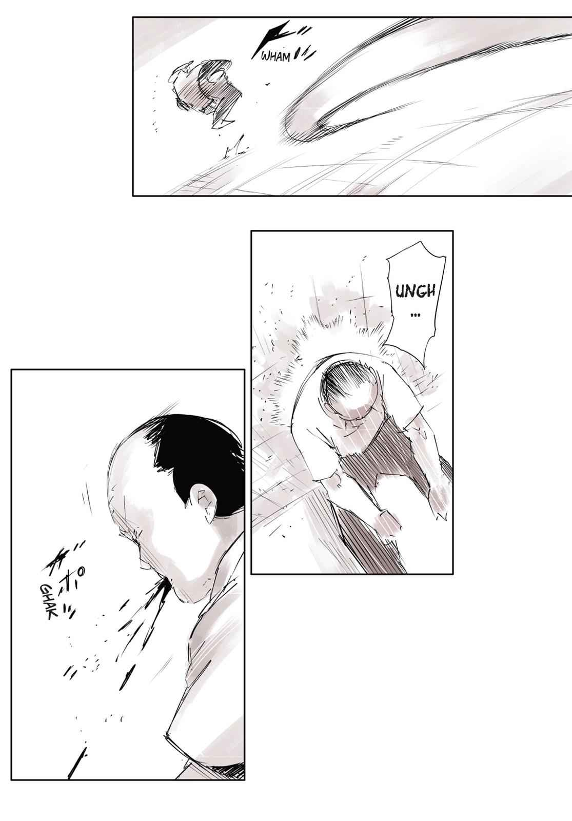 Tokyo Ghoul - Jack Chapter 3 Page 2