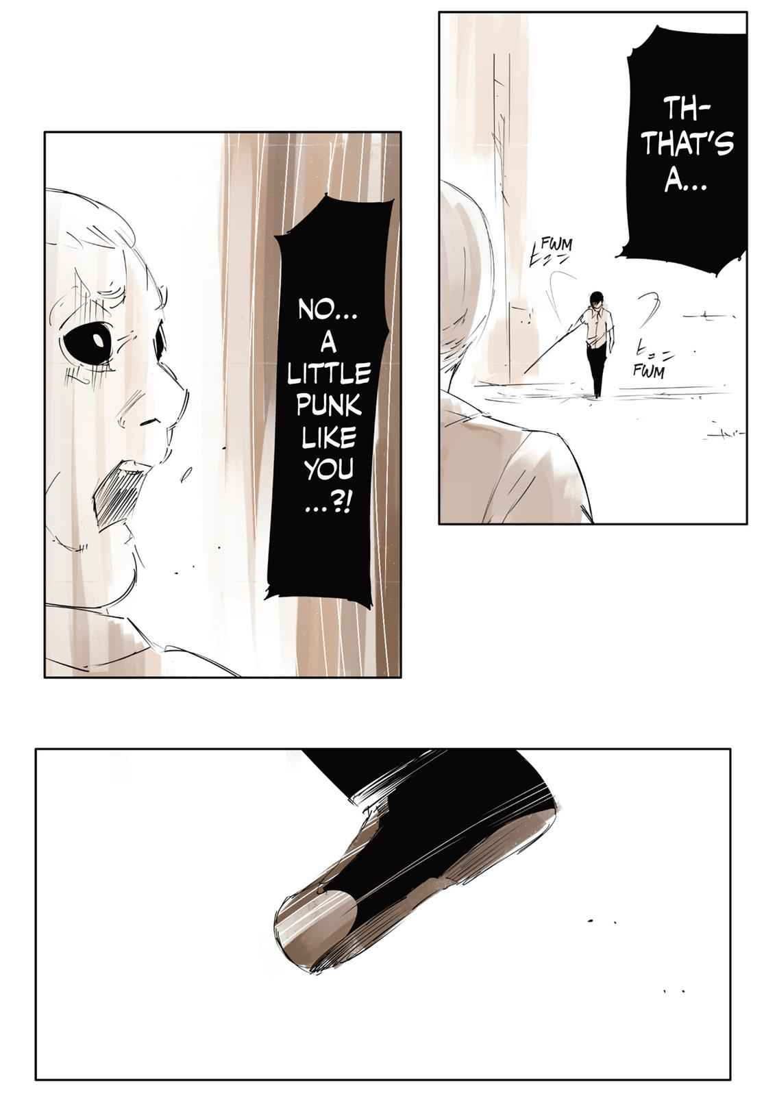 Tokyo Ghoul - Jack Chapter 3 Page 21