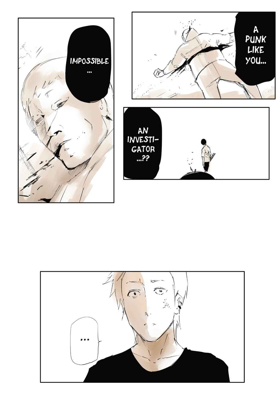 Tokyo Ghoul - Jack Chapter 3 Page 30