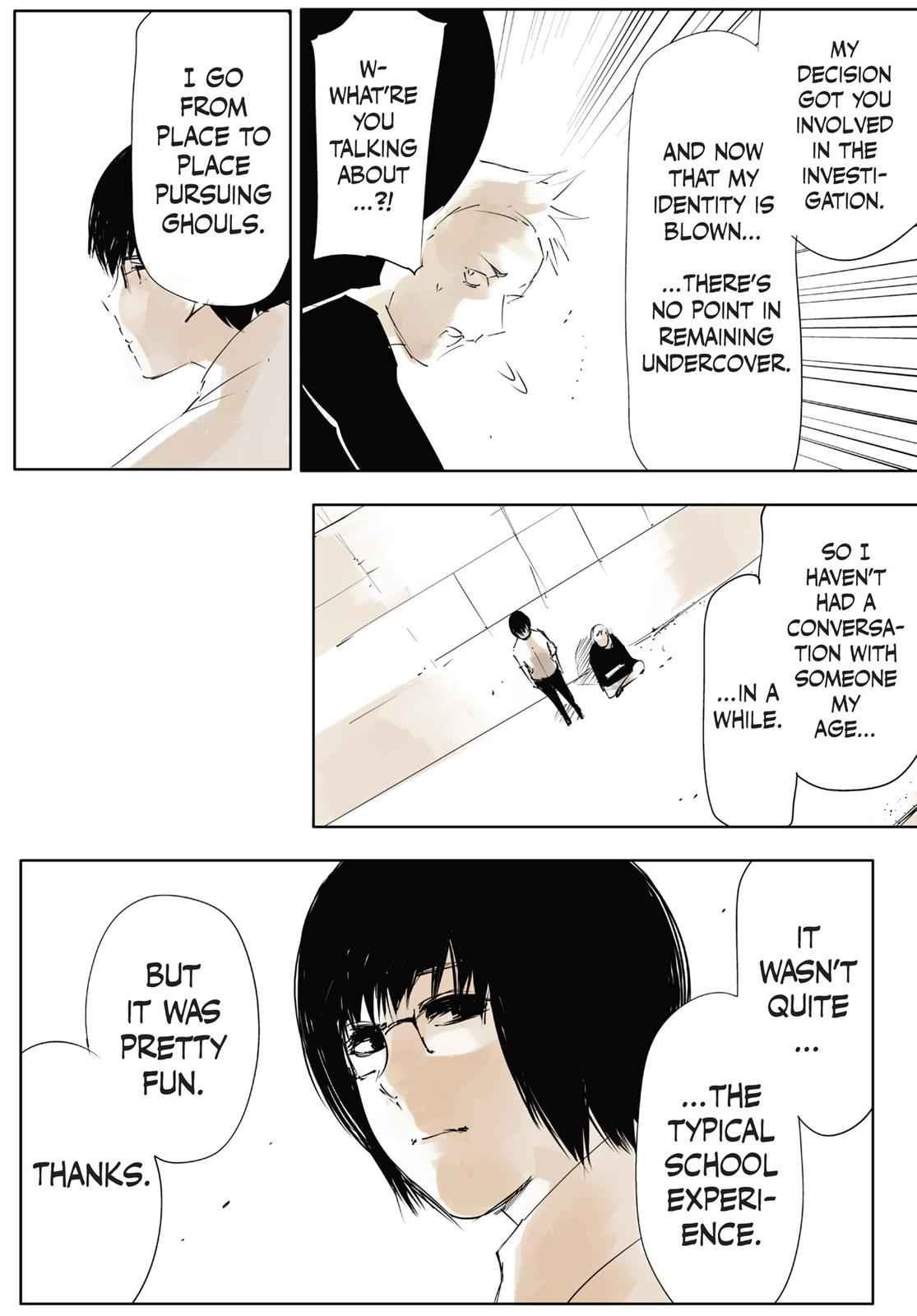 Tokyo Ghoul - Jack Chapter 3 Page 34