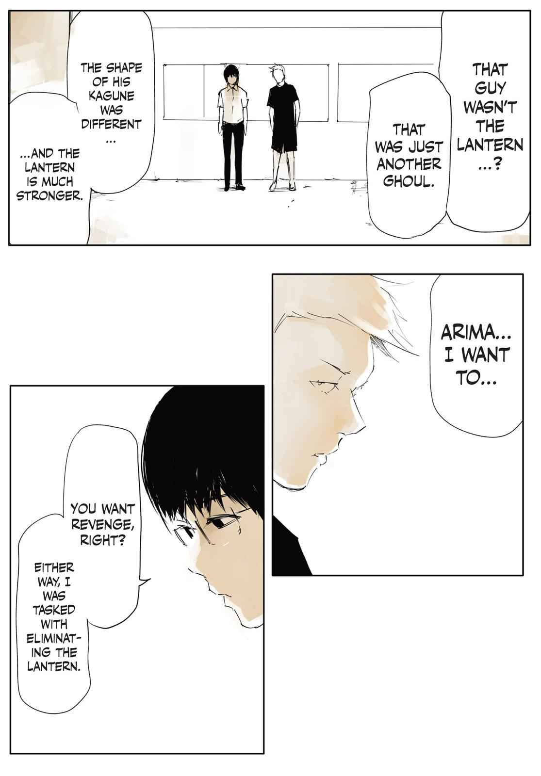 Tokyo Ghoul - Jack Chapter 3 Page 38