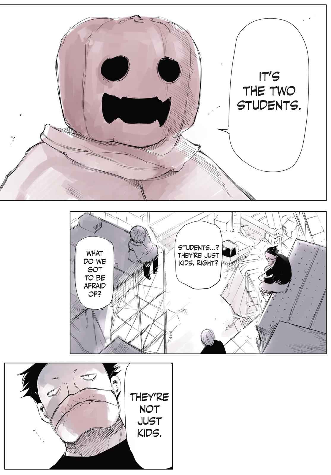 Tokyo Ghoul - Jack Chapter 4 Page 2