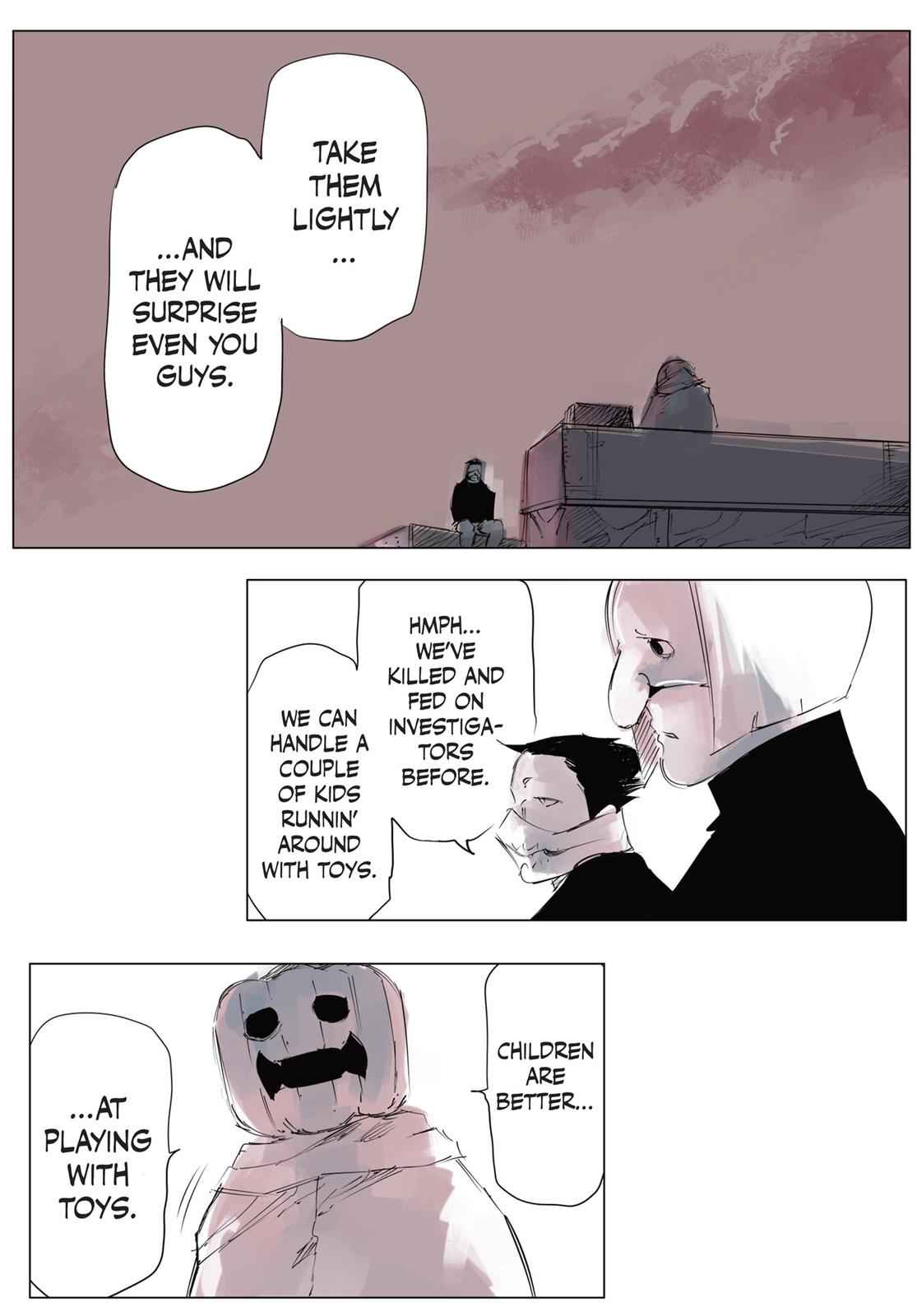 Tokyo Ghoul - Jack Chapter 4 Page 4