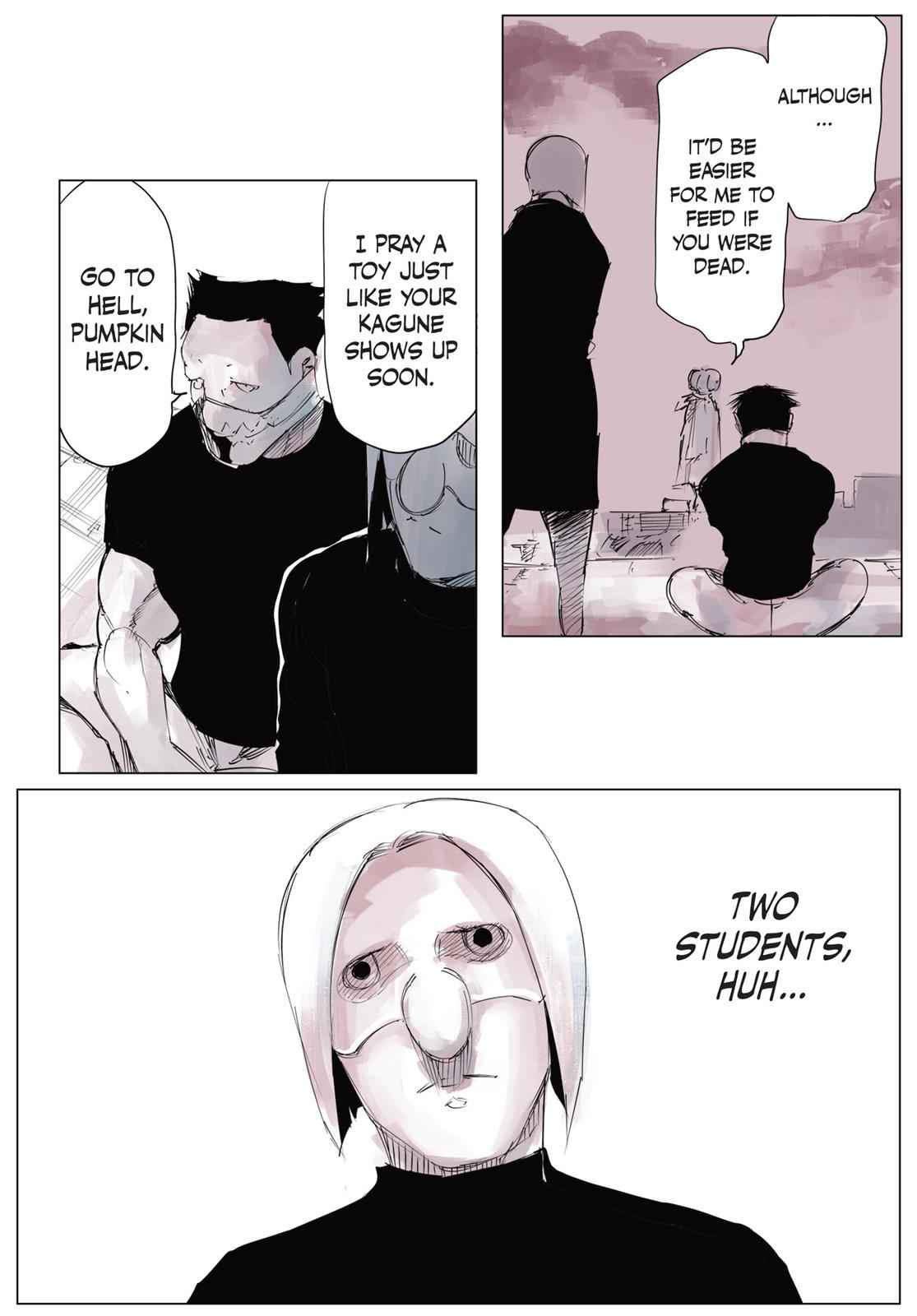 Tokyo Ghoul - Jack Chapter 4 Page 5