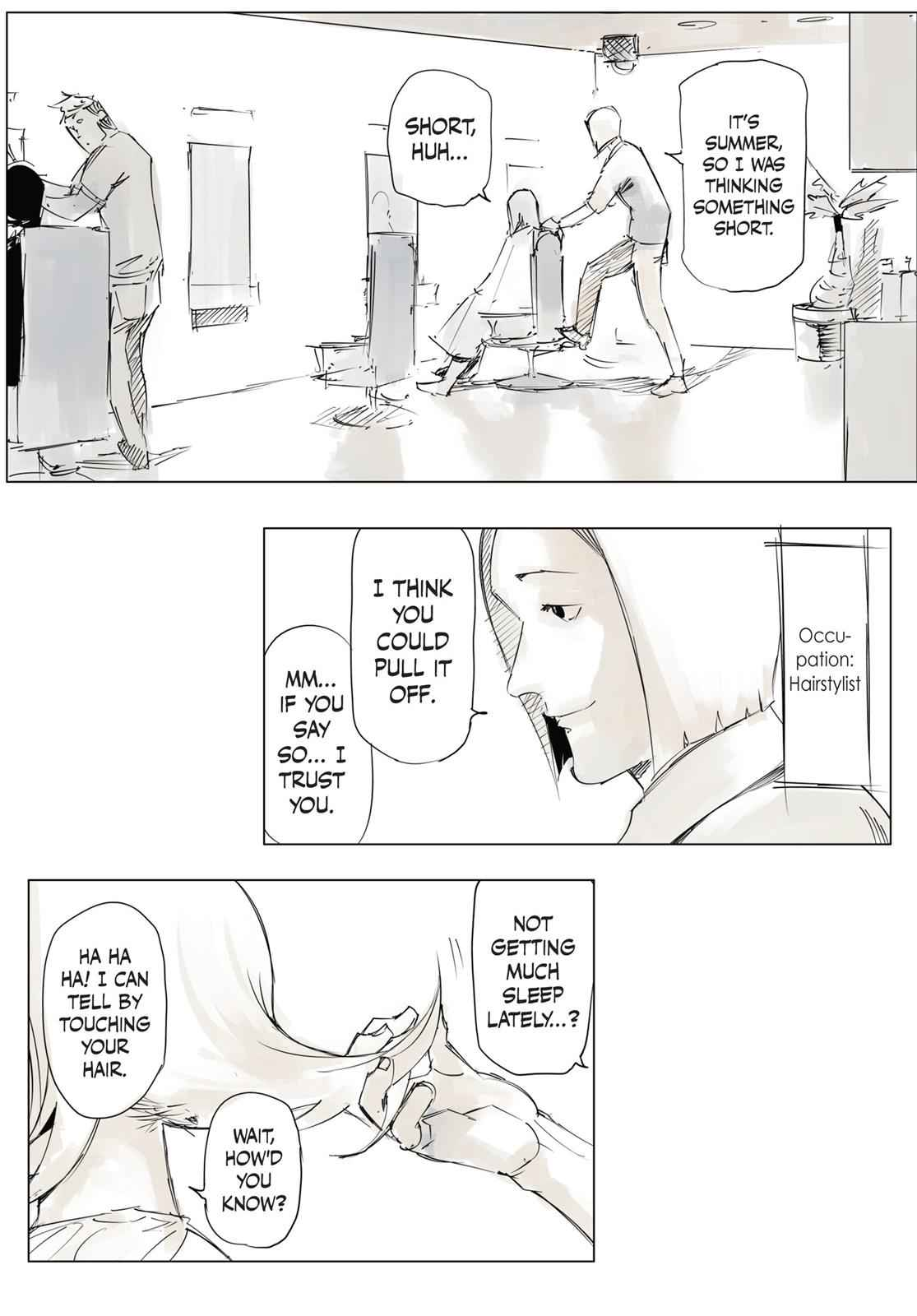 Tokyo Ghoul - Jack Chapter 4 Page 7