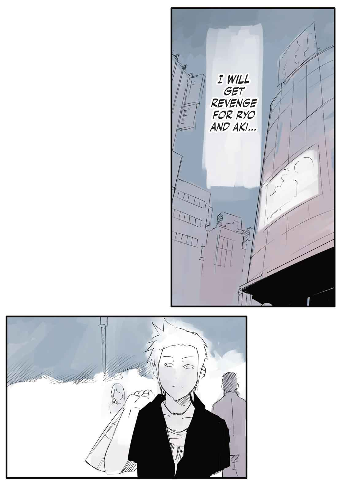 Tokyo Ghoul - Jack Chapter 6 Page 21