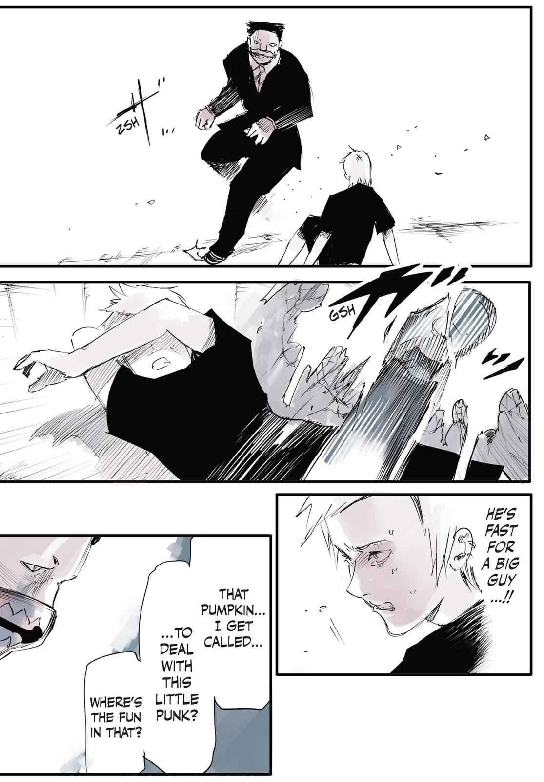 Tokyo Ghoul - Jack Chapter 7 Page 16