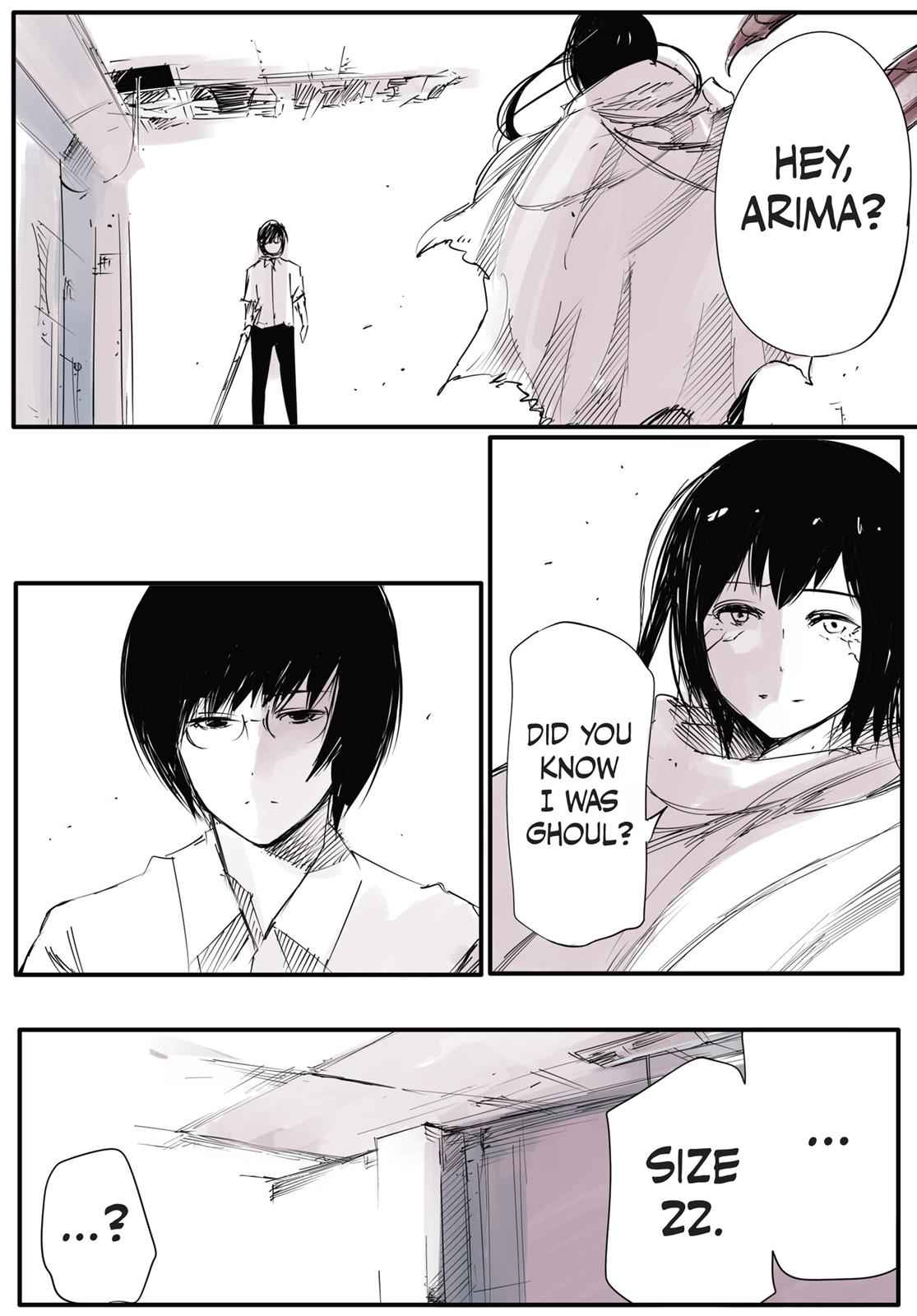 Tokyo Ghoul - Jack Chapter 7 Page 9