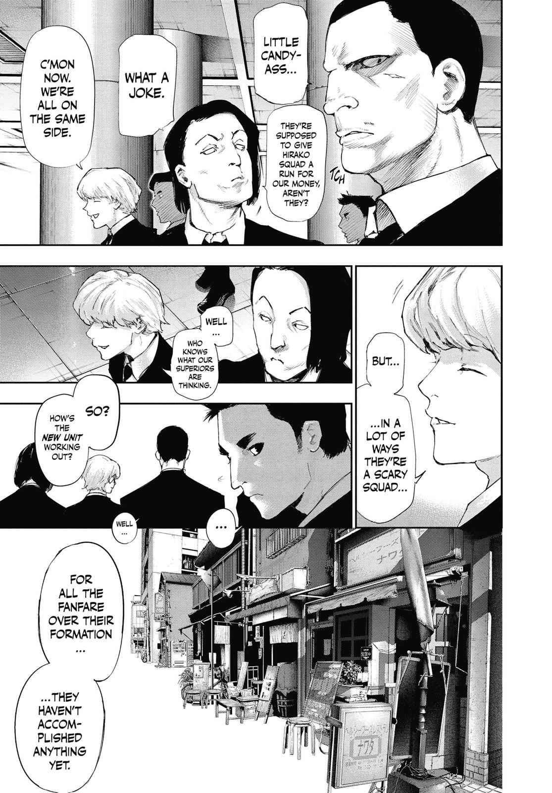 Tokyo Ghoul:re Chapter 1 Page 16
